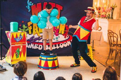 Matt Falloon Balloon Shows